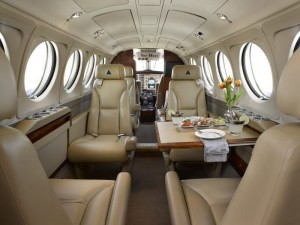 Eastern Air Express King Air Charter Specialists